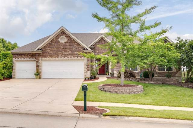 155 Bear Creek Drive, Wentzville, MO 63385 (#19052357) :: Clarity Street Realty