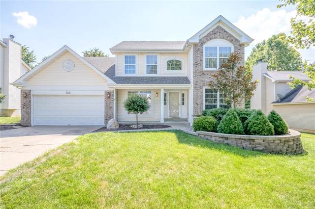 723 Falcon Hill Trail, O'Fallon, MO 63368 (#19052366) :: Matt Smith Real Estate Group