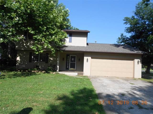 516 Oakwood Drive, Troy, IL 62294 (#19052371) :: Walker Real Estate Team
