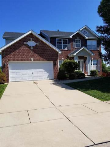701 Willow Spring Hill, Fairview Heights, IL 62208 (#19052375) :: RE/MAX Vision