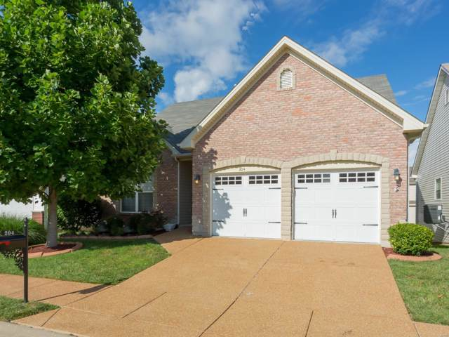 204 Natural Spring Drive, Saint Peters, MO 63366 (#19052415) :: The Becky O'Neill Power Home Selling Team