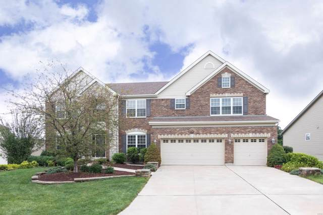1011 Pleasant Meadow Drive, Lake St Louis, MO 63367 (#19052488) :: The Kathy Helbig Group