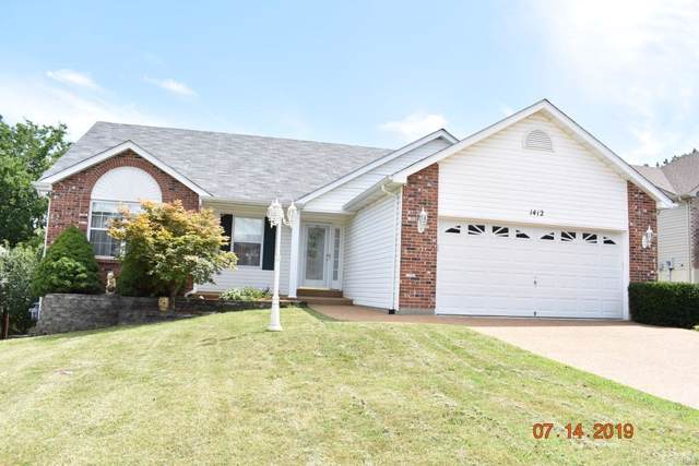 1412 North Woods Drive, Festus, MO 63028 (#19052509) :: The Becky O'Neill Power Home Selling Team