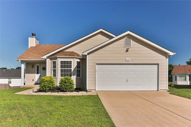 123 Downing Street, House Springs, MO 63051 (#19052553) :: The Kathy Helbig Group
