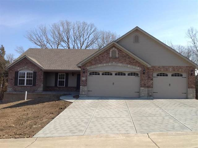 0 Wellington Place-Montrose II, Festus, MO 63028 (#19052590) :: Clarity Street Realty
