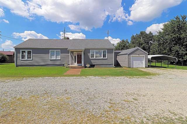 1158 S Henry Street, Farmington, MO 63640 (#19052614) :: The Becky O'Neill Power Home Selling Team