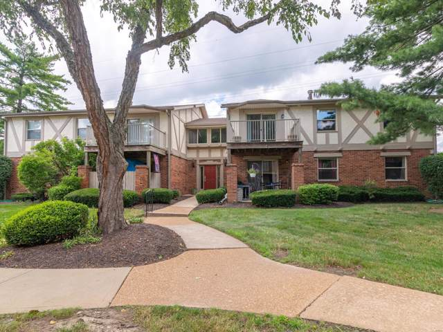 1438 Willow Brook #10, St Louis, MO 63146 (#19052617) :: The Kathy Helbig Group
