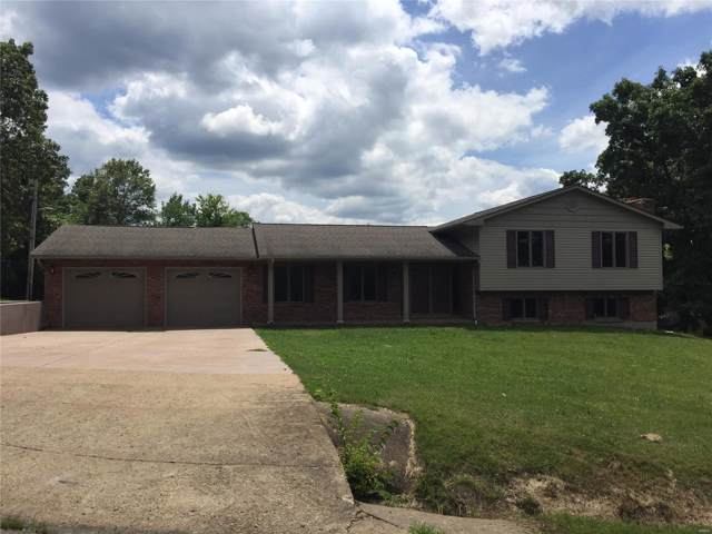 10064 Rockcliff Drive, Potosi, MO 63664 (#19052653) :: The Becky O'Neill Power Home Selling Team