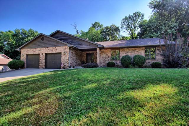 2 Covered Bridge Lane, Glen Carbon, IL 62034 (#19052657) :: Hartmann Realtors Inc.