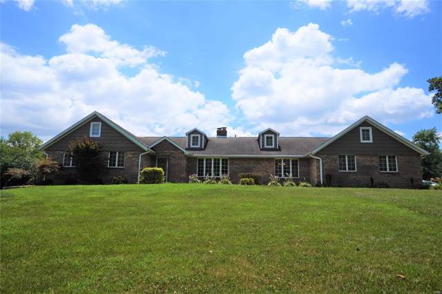 5452 White Oak Drive, Smithton, IL 62285 (#19052672) :: RE/MAX Professional Realty