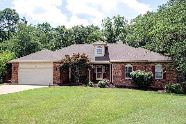 8 Sailor Court, Lake St Louis, MO 63367 (#19052696) :: The Kathy Helbig Group