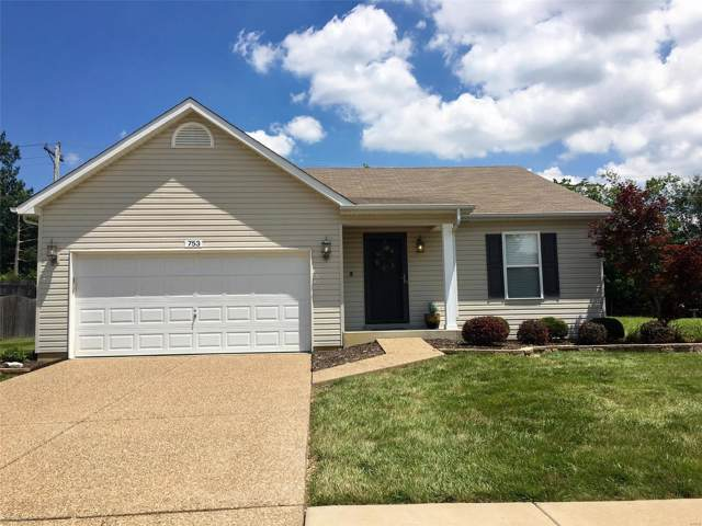 753 Wrausmann Drive, Wentzville, MO 63385 (#19052738) :: The Kathy Helbig Group