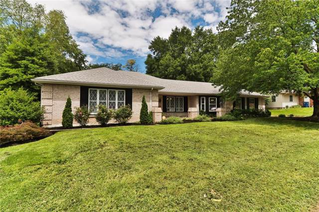 1327 Prince Albert Drive, St Louis, MO 63146 (#19052740) :: Holden Realty Group - RE/MAX Preferred