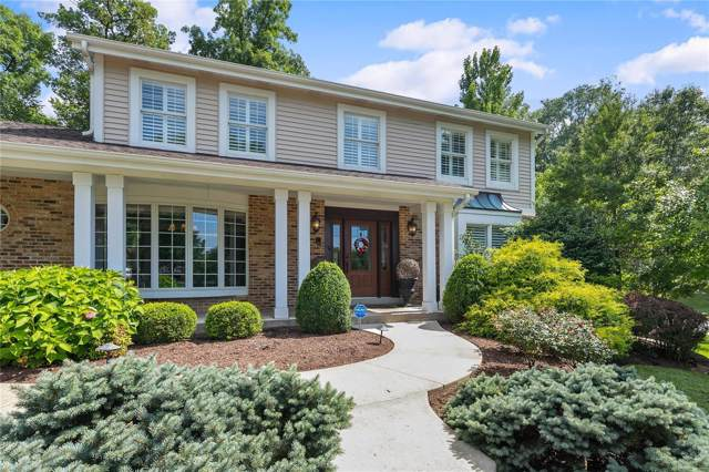 1509 Timberbridge Court, Chesterfield, MO 63017 (#19052742) :: The Becky O'Neill Power Home Selling Team