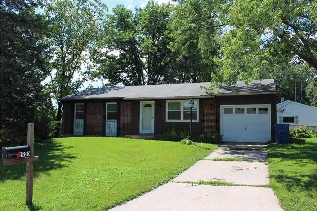 3500 York Drive, Saint Charles, MO 63301 (#19052813) :: The Becky O'Neill Power Home Selling Team