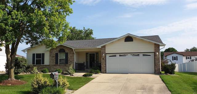 832 Daniel Drive, Maryville, IL 62062 (#19052848) :: The Becky O'Neill Power Home Selling Team