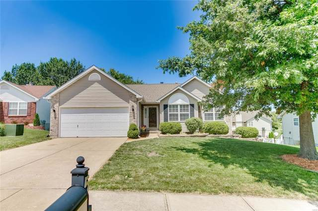 5 Santa Fe Trail Court, Saint Peters, MO 63376 (#19052946) :: The Kathy Helbig Group