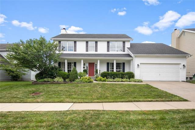 16771 Deveronne Circle, Chesterfield, MO 63005 (#19052967) :: The Kathy Helbig Group