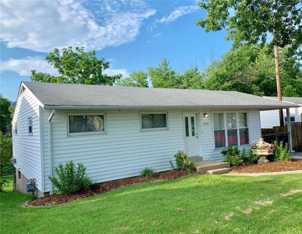 4049 Green Park Road, St Louis, MO 63125 (#19052986) :: Clarity Street Realty