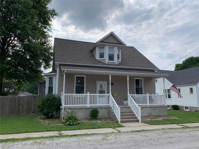 107 N 2nd Street, New Baden, IL 62265 (#19053004) :: RE/MAX Professional Realty