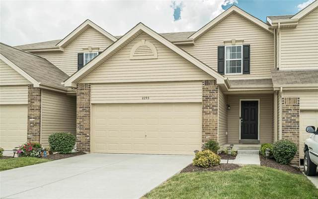 2293 Bay Tree, Saint Peters, MO 63376 (#19053025) :: RE/MAX Vision