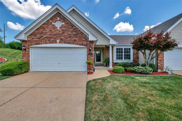 4502 Von Talge Meadows Court, St Louis, MO 63128 (#19053026) :: The Kathy Helbig Group