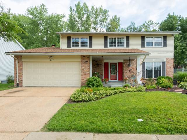 1247 Summit Meadows Drive, Fenton, MO 63026 (#19053059) :: The Becky O'Neill Power Home Selling Team