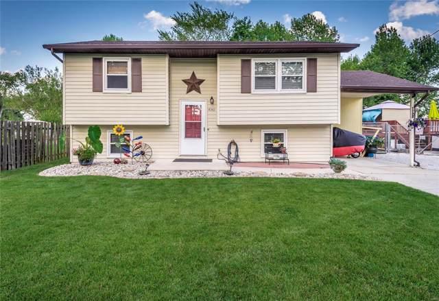 4140 E Lake Drive, Granite City, IL 62040 (#19053083) :: RE/MAX Vision