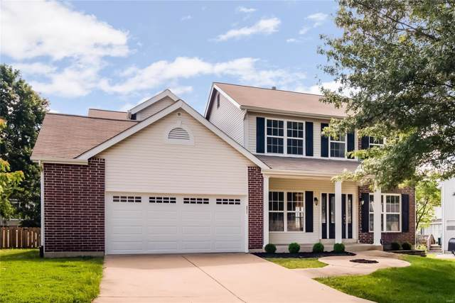 59 Winding Stair Way, O'Fallon, MO 63368 (#19053092) :: Barrett Realty Group