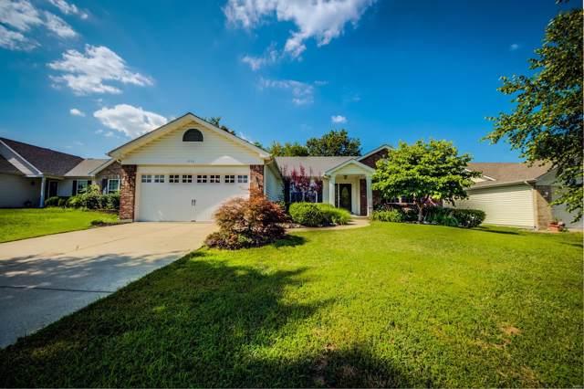 1350 Spring Park Drive, Saint Charles, MO 63303 (#19053197) :: Kelly Hager Group | TdD Premier Real Estate