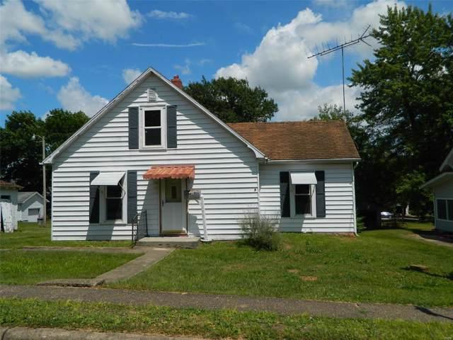 1118 S Oak Street, Hillsboro, IL 62049 (#19053198) :: RE/MAX Professional Realty