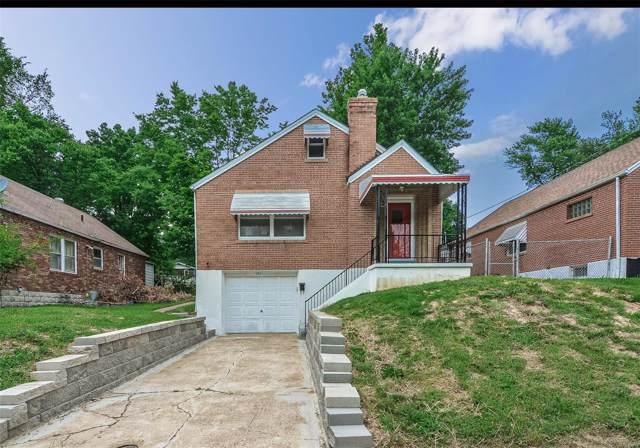6921 Edison Avenue, St Louis, MO 63121 (#19053205) :: Clarity Street Realty