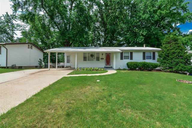 1490 Yaqui Drive, Florissant, MO 63031 (#19053211) :: Clarity Street Realty