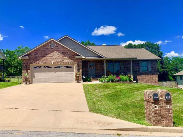 1417 Huntleigh Drive, Rolla, MO 65401 (#19053227) :: The Becky O'Neill Power Home Selling Team