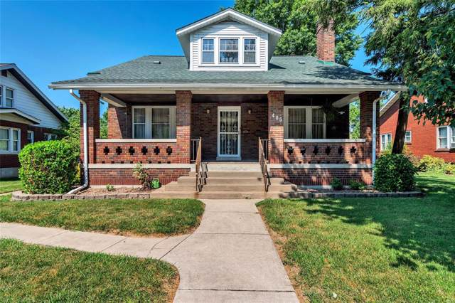 405 Morrison Avenue, Waterloo, IL 62298 (#19053237) :: Fusion Realty, LLC