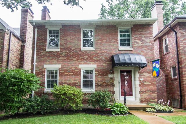 5872 Walsh Street, St Louis, MO 63109 (#19053261) :: Clarity Street Realty