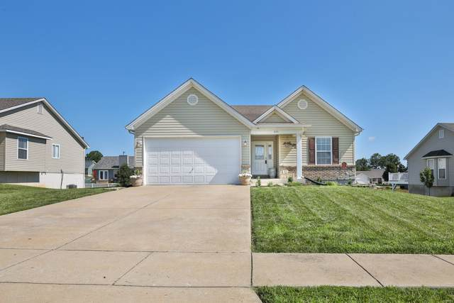 245 Meadow Crest Drive, Troy, MO 63379 (#19053268) :: The Becky O'Neill Power Home Selling Team