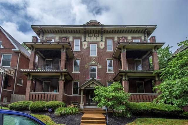 3548 Victor Street 1W, St Louis, MO 63104 (#19053278) :: Realty Executives, Fort Leonard Wood LLC