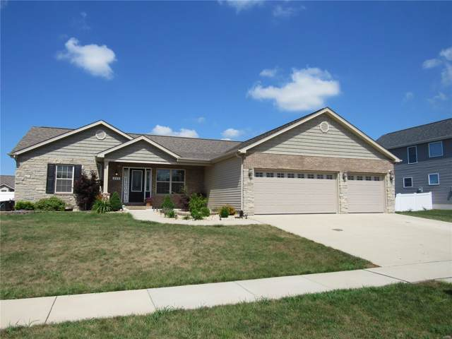 249 Gabrielle Circle, Bethalto, IL 62010 (#19053312) :: Holden Realty Group - RE/MAX Preferred