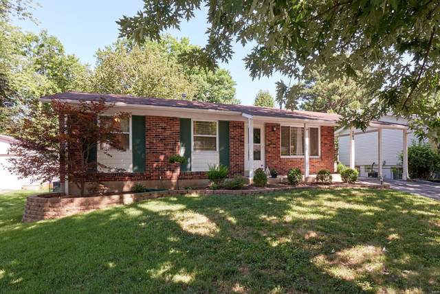 2643 Bennington Place, Maryland Heights, MO 63043 (#19053338) :: Holden Realty Group - RE/MAX Preferred