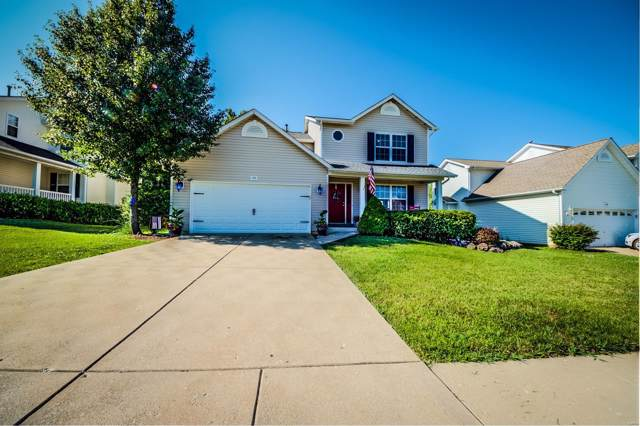 204 Ashford Oaks Drive, Wentzville, MO 63385 (#19053342) :: Holden Realty Group - RE/MAX Preferred