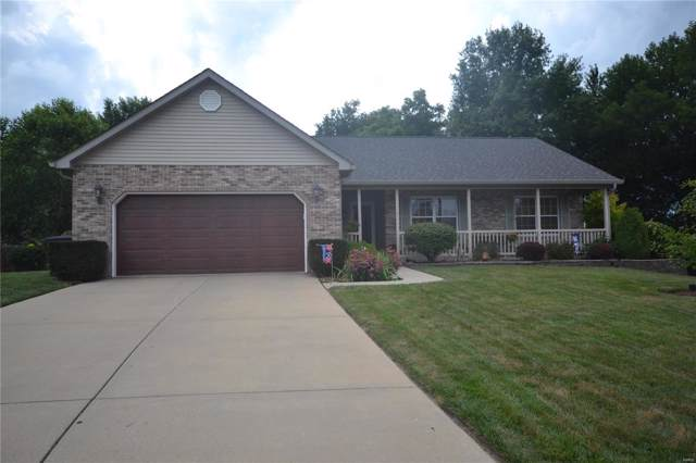 209 Sun Meadow Court, Smithton, IL 62285 (#19053354) :: The Becky O'Neill Power Home Selling Team