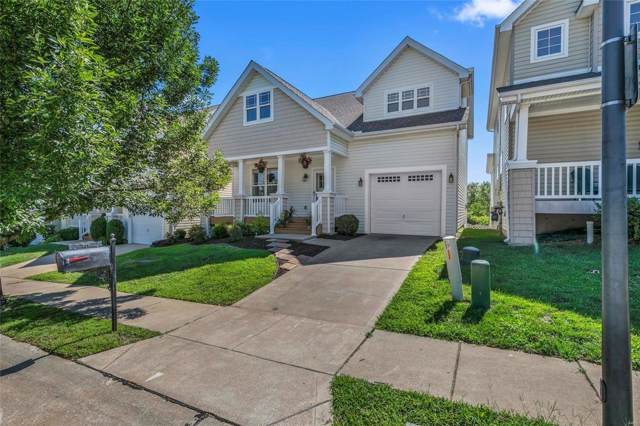 209 Montclair Tower Drive, Saint Charles, MO 63303 (#19053361) :: Kelly Hager Group | TdD Premier Real Estate