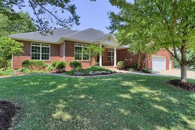 1089 Prestonwood Drive, Edwardsville, IL 62025 (#19053392) :: Kelly Hager Group | TdD Premier Real Estate
