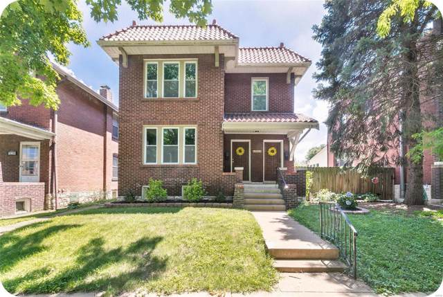 4966 Sutherland Avenue, St Louis, MO 63109 (#19053405) :: The Kathy Helbig Group