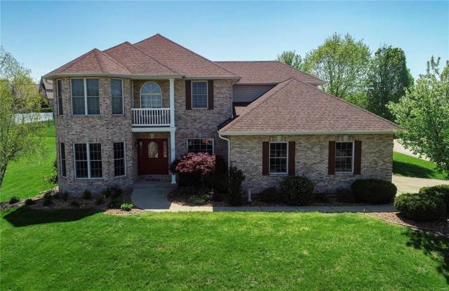 2564 Stonecrest Drive, Washington, MO 63090 (#19053408) :: The Becky O'Neill Power Home Selling Team