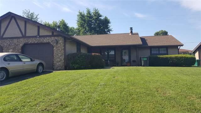 124 Chase Park Drive, Belleville, IL 62226 (#19053415) :: Fusion Realty, LLC