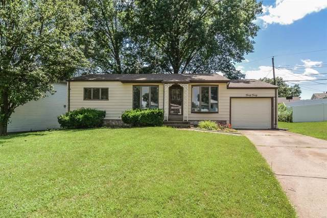 4040 Redland, St Louis, MO 63125 (#19053426) :: Clarity Street Realty