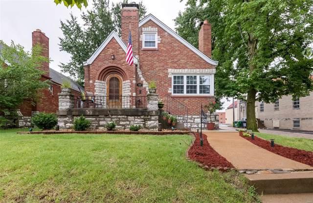 5828 Pernod Avenue, St Louis, MO 63139 (#19053461) :: Hartmann Realtors Inc.