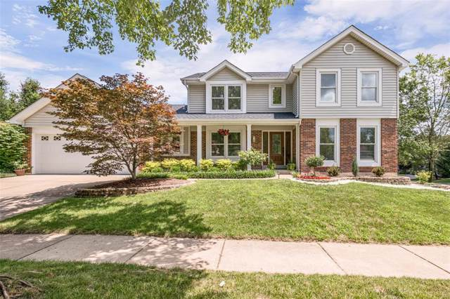 15763 Summer Ridge Drive, Chesterfield, MO 63017 (#19053493) :: The Becky O'Neill Power Home Selling Team